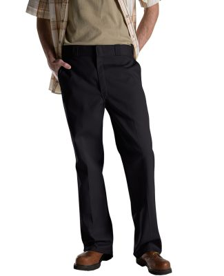 874 Dickies Men's 8.5 oz. Twill Work Pant WSH BLACK _32