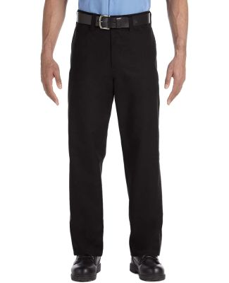 LP812 Dickies 7.75 oz. Industrial Flat Front Pant BLACK _28