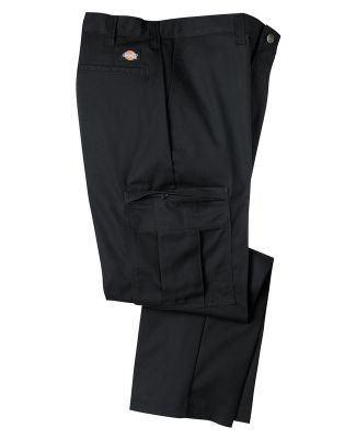 2112372 Dickies Men's 7.75 oz. Premium Industrial  BLACK _28