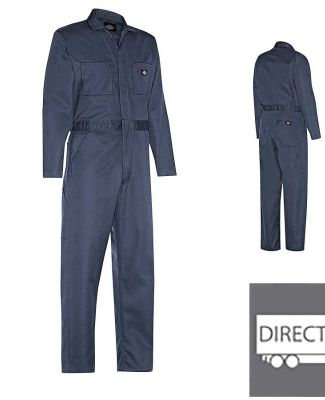48611 Dickies Men's 7.5 oz. Coverall Catalog