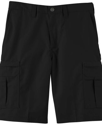 LR542 Dickies Men's 7.75 oz. Premium Industrial Ca BLACK _38