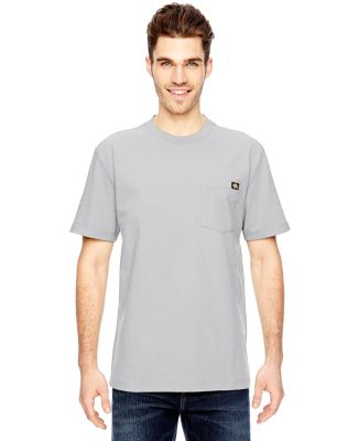 WS450 Dickies 6.75 oz. Heavyweight Work T-Shirt WHITE