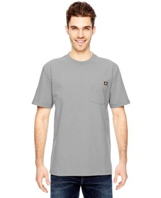 WS450 Dickies 6.75 oz. Heavyweight Work T-Shirt ASH GREY