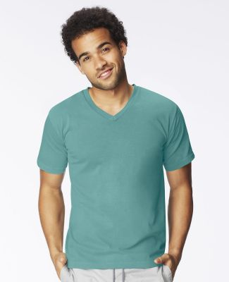 C4099 Comfort Colors 5.5 oz. V-Neck T-Shirt Catalog