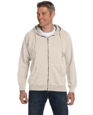 C1563 Comfort Colors 10 oz. Garment-Dyed Full-Zip  IVORY