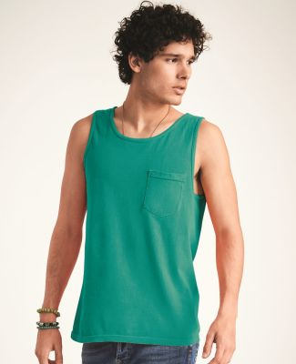 9330 Comfort Colors Adult Pocket Tank Top Catalog