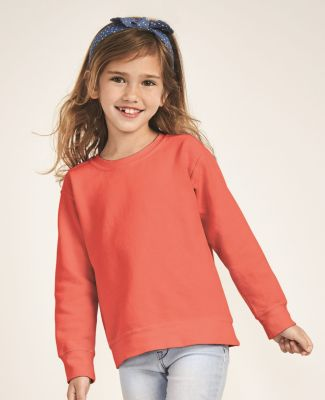 C9755 Comfort Colors Drop Ship Youth 10 oz. Garment-Dyed Crew Sweatshirt Catalog