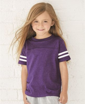 3037 Rabbit Skins Toddler Fine Jersey Football Tee Catalog