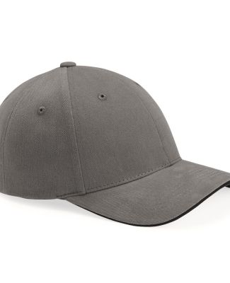 2150 Sportsman  - Heavy Brushed Twill Sandwich Cap -  Catalog
