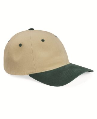 9610 Sportsman  - Heavy Brushed Twill Cap -  Catalog