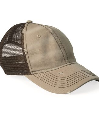 3150 Sportsman  - Bounty Dirty-Washed Mesh Cap -  Catalog