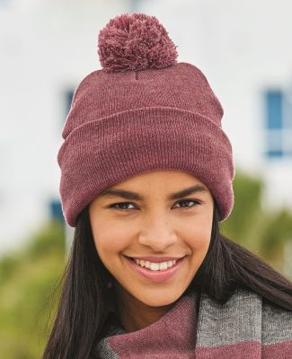 SP15 Sportsman  - Pom Pom Knit Cap -  Catalog