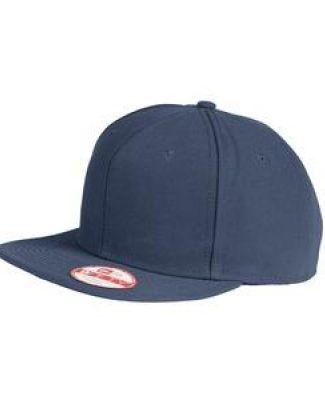 NE402 - New Era® Faux Wool Flat Bill Snapback Cap Catalog