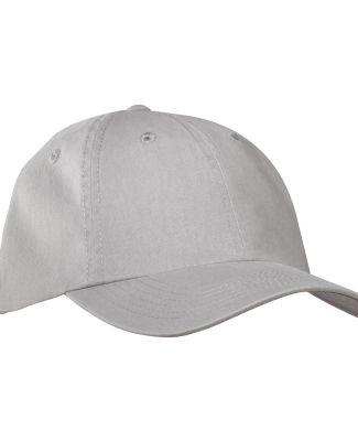 PWU  Port Authority Garment Washed Cap Chrome