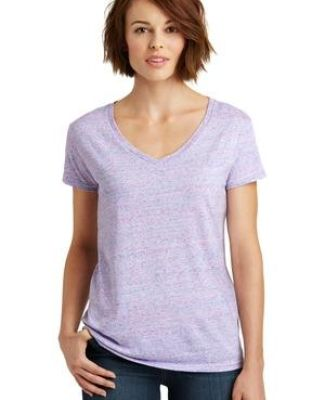 DM465 - District Made Ladies Cosmic Relaxed V-Neck Tee Catalog