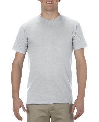 5301N Alstyle Adult Cotton Tee Silver