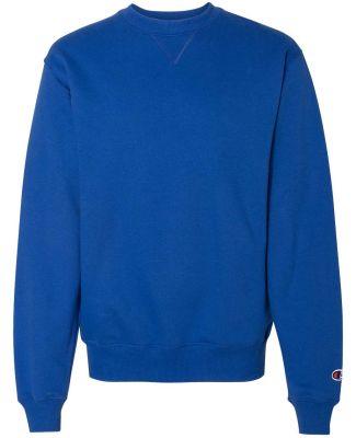 S1780 Champion Logo Cotton Max Crew Pullover sweat Athletic Royal