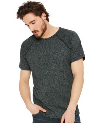 2050 Next Level Men's Mock Twist Raglan T-Shirt Catalog