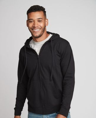 9601 Next Level French Terry Zip Up Hoodie Catalog