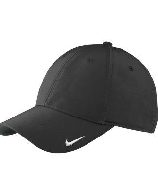 779797 Nike Golf Swoosh Legacy 91 Cap Black/Black