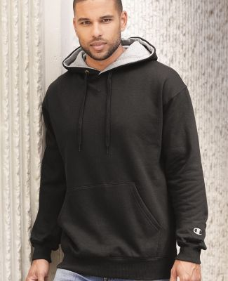 S1781 Champion Logo Cotton Max Pullover Hoodie Catalog