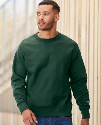 S1049 Champion Logo Reverse Weave Pullover Catalog