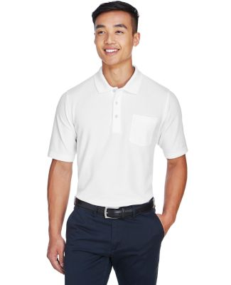 DG150P Devon & Jones Men's DRYTEC20™ Performance WHITE