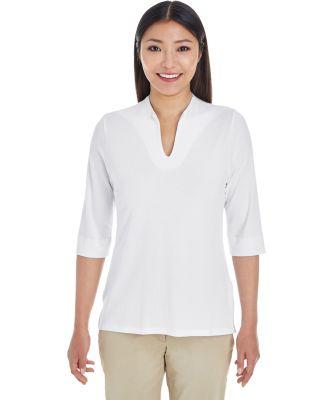 DP188W Devon & Jones Ladies' Perfect Fit™ Tailor WHITE