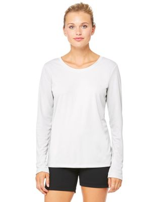 W3009 All Sport Ladies' Performance Long-Sleeve T-Shirt Catalog