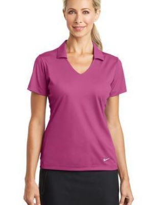 Nike Golf 637165  Ladies Dri-FIT Vertical Mesh Polo Catalog