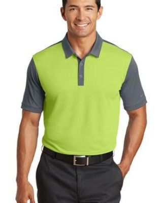 Nike Golf 746101  Dri-FIT Colorblock Icon Modern Fit Polo Catalog