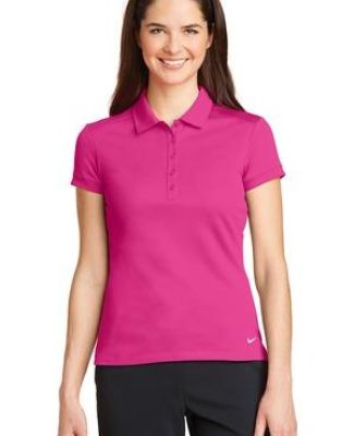 Nike Golf 746100  Ladies Dri-FIT Solid Icon Pique Modern Fit Polo Catalog