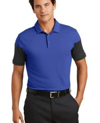 Nike Golf 779802  Dri-FIT Sleeve Colorblock Modern Fit Polo Catalog