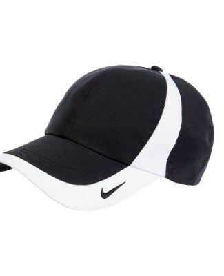 Nike Golf 354062  - Dri-FIT Technical Colorblock C Black/White