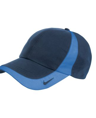 Nike Golf 354062  - Dri-FIT Technical Colorblock C Navy/Pac Blue
