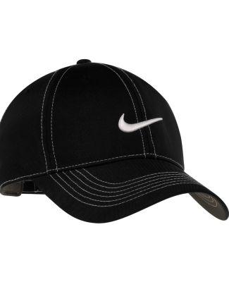Nike Golf 333114  - Swoosh Front Cap Black