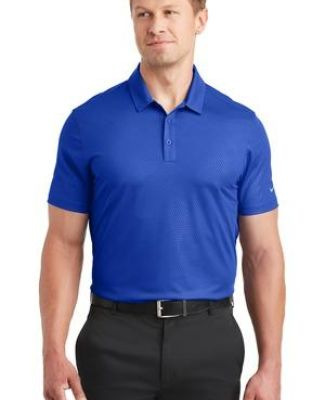 Nike Golf 838964  Dri-FIT Embossed Tri-Blade Polo Catalog