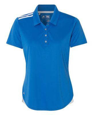 Adidas A235 Women's Climacool 3-Stripes Shoulder Polo Catalog