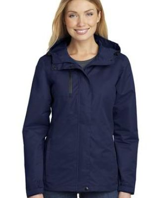 Port Authority L331    Ladies All-Conditions Jacket Catalog