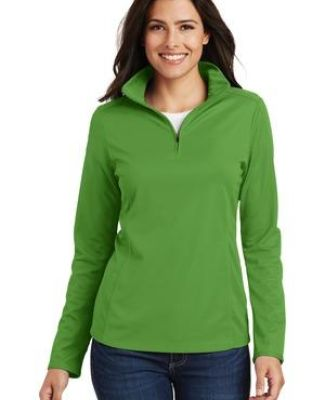Port Authority L806 Ladies Pinpoint Mesh 1/2-Zip Catalog