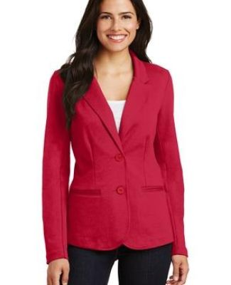 Port Authority LM2000    Ladies Knit Blazer Catalog