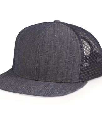 Mega Cap 6997B Flat Bill Six-Panel Trucker Cap Catalog