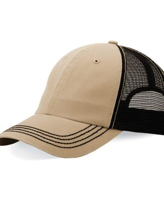 Mega Cap 6894 Washed Twill Trucker Cap Catalog