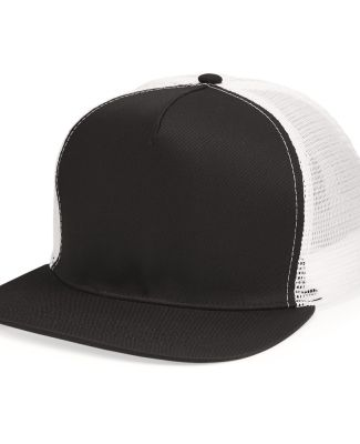 Mega Cap 6997C Flat Bill Five-Panel Trucker Cap Catalog