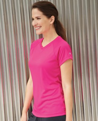 CW23 Champion Ladies' 4 oz. Wicking T-Shirt Catalog