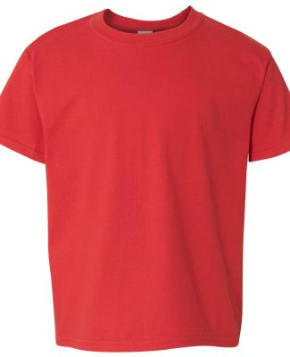 Gildan 64500B SoftStyle Youth Short Sleeve T-Shirt RED