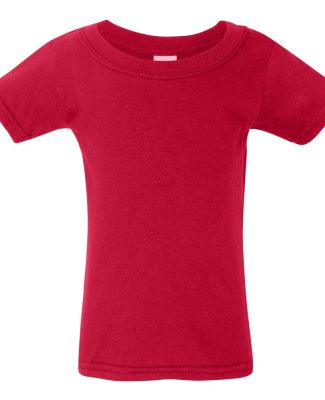 Gildan 64500P Softstyle Toddler Tee  RED