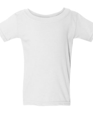Gildan 64500P Softstyle Toddler Tee  WHITE