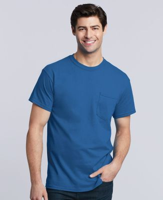 Gildan 5300 Heavy Cotton T-Shirt with a Pocket Catalog