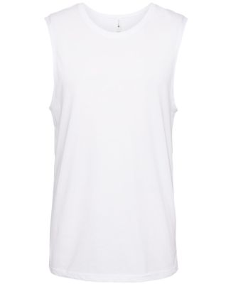 Next Level 6333 Muscle Tank WHITE